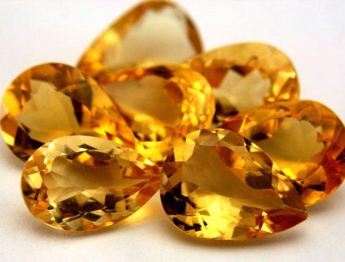 Секреты натурального камня цитрина