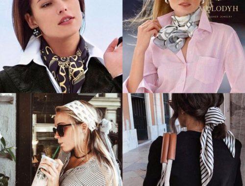 Новинки! Модные Тренды Весна—Лето 2019