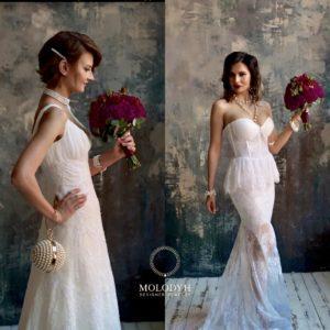 Свадебный образ и украшения для невесты