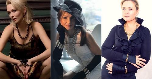 стильные образы с женскими браслетами браслеты из жемчуга