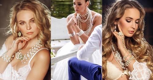 барочный жемчук женские украшения купить в интернет магазине фото