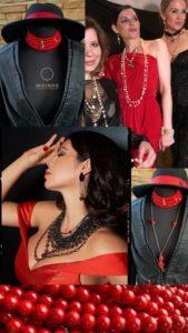 бусы из барочного жемчуга натуральных полудрагоценных камней женская бижутерия фото цена картинки
