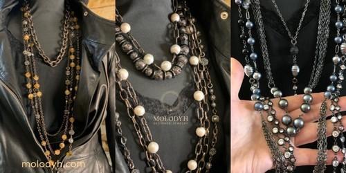 украшения из натуральных камней интернет магазин длинные женские бусы из натуральных камней