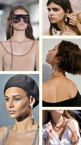 длинная серьга на одно ухо фото женских сережек купить в интернете серьги